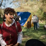 (Italiano) 7 settembre - Teatro itinerante in Natura: viaggio nel Medioevo di Matilde di Canossa