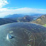 (Italiano) 20 aprile - Panorama 360 dal Poncione di Ganna