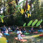 11 maggio - Yoga & Trek e la forza dell'acqua