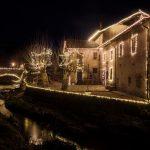 (Italiano) 8 dicembre - Luci di Natale nella Valle dei mulini