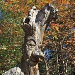 (Italiano) 12 settembre - Il Bosco delle sculture di Como