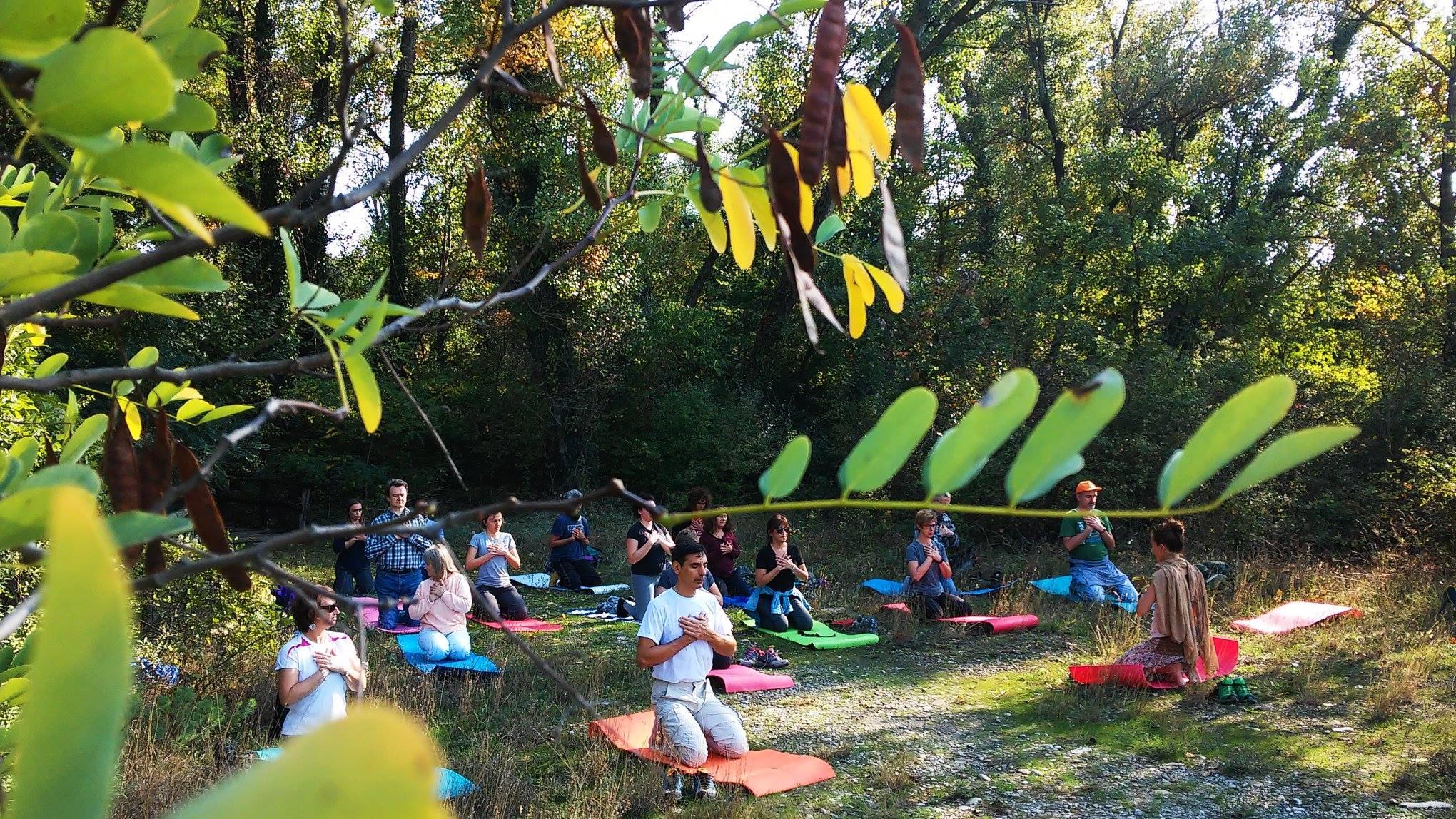Trekking e Yoga Hatha Controvento Trekking