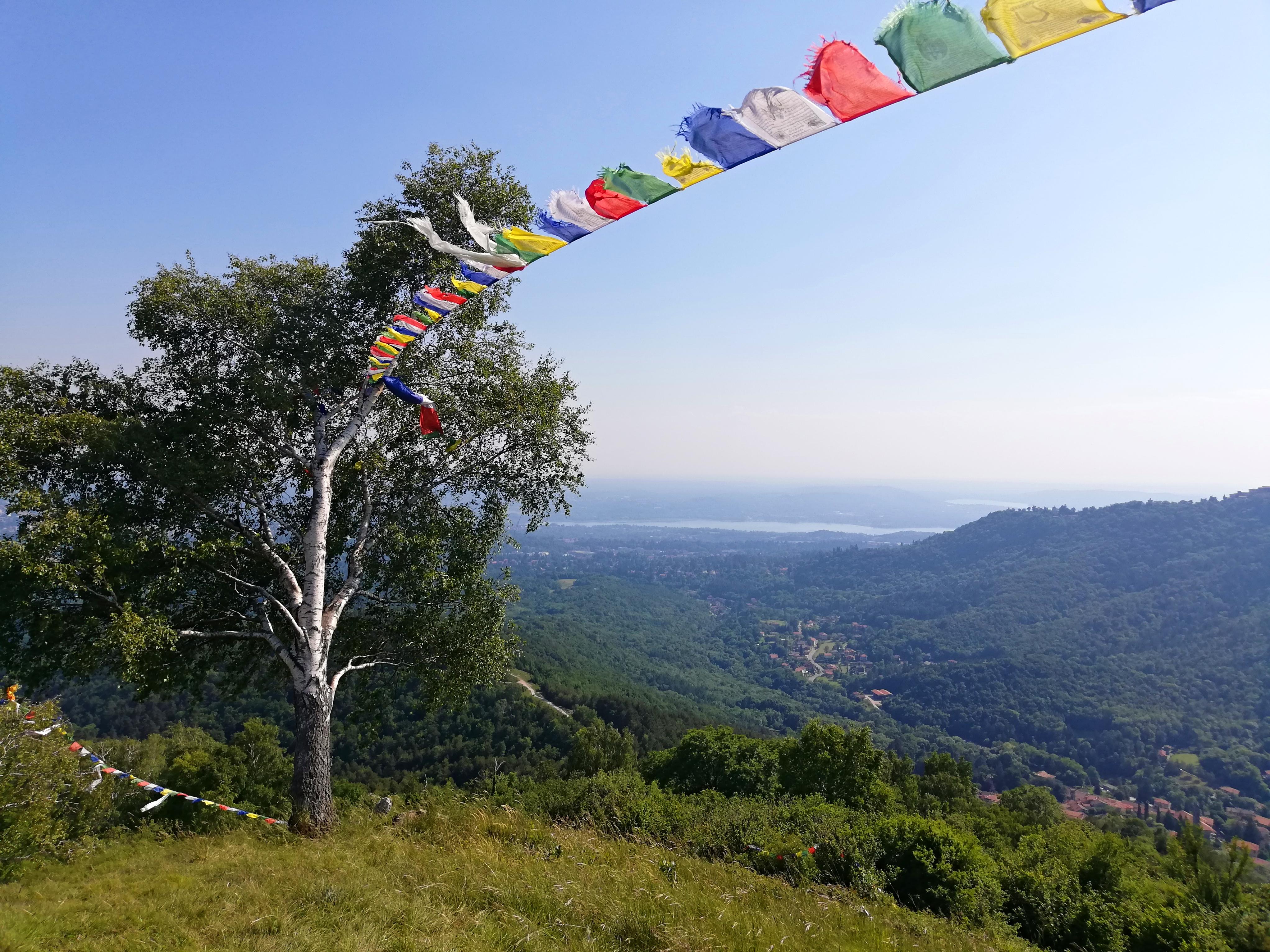 Monte Chiusarella Parco regionale Campo dei Fiori escursioni varese